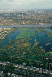 The London Wetland Centre welcomes about one million visitors a year of which 50,000 are school children to learn about wildlife and conservation in urban areas.
