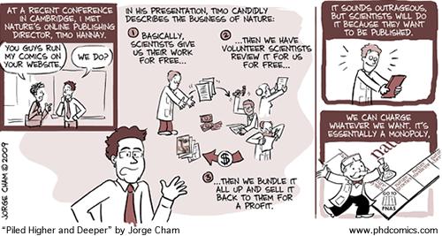 By Jorge Cham, PhD comics (http://phdcomics.com/)