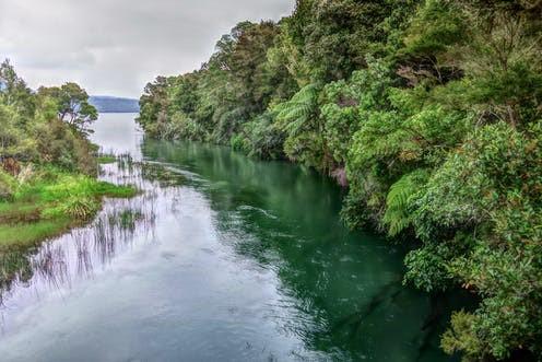LakeTarawera